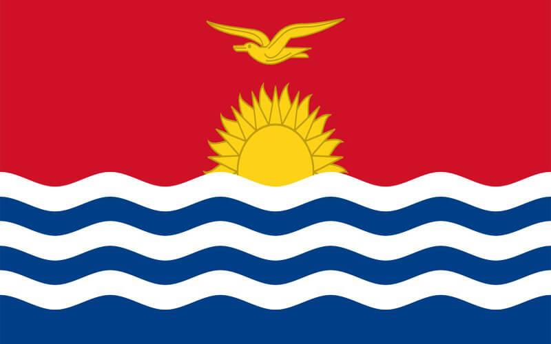 Erzurum Kiribati Vize