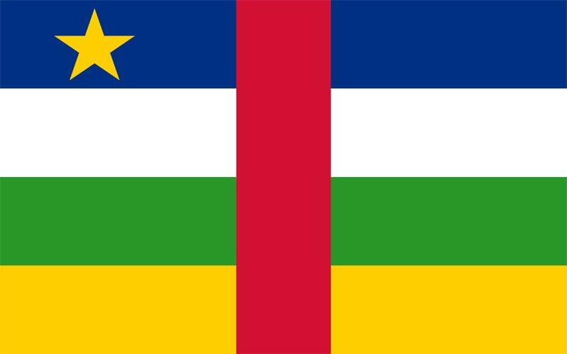 Erzurum Orta Afrika Cumhuriyeti Vize