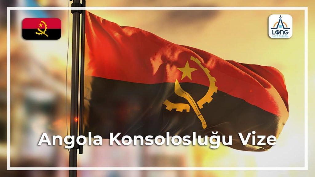 Konsolosluğu Vize Angola