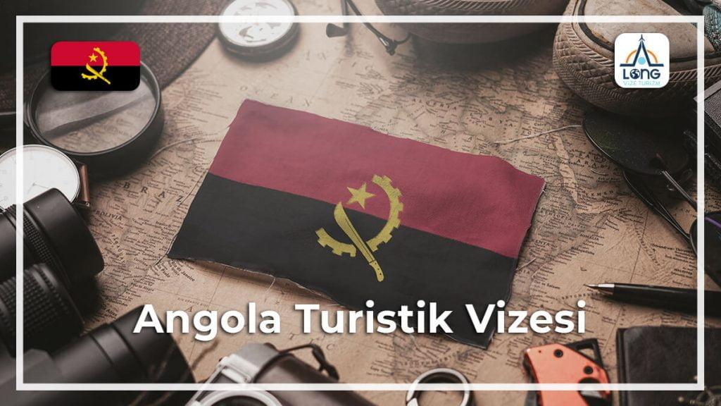 Turistik Vizesi Angola