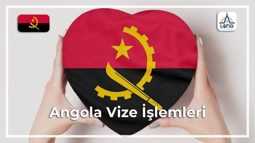 İşlemleri Vize Angola
