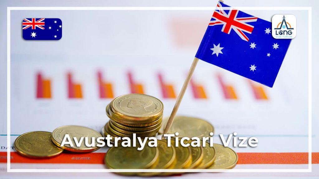 Ticari Vize Avustralya