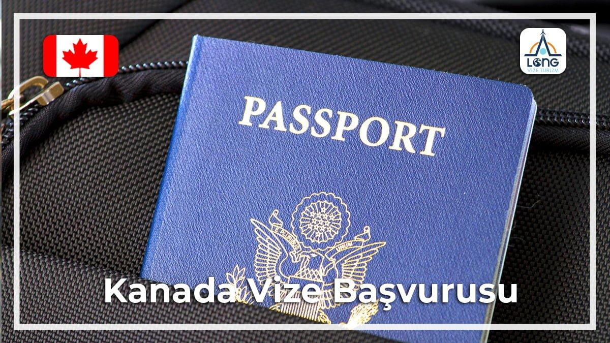 Vize Başvurusu Kanada