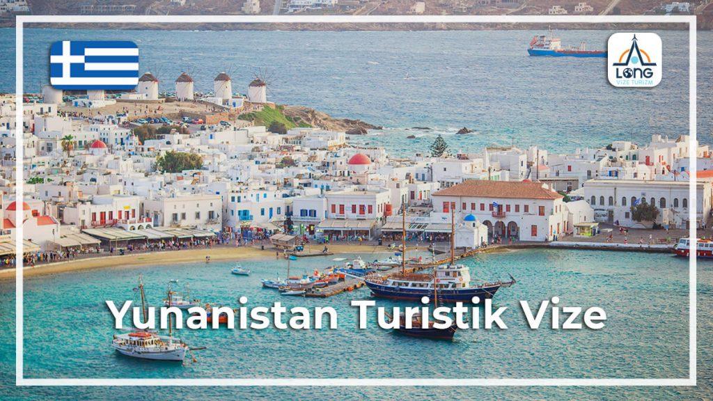 Turistik Vize Yunanistan
