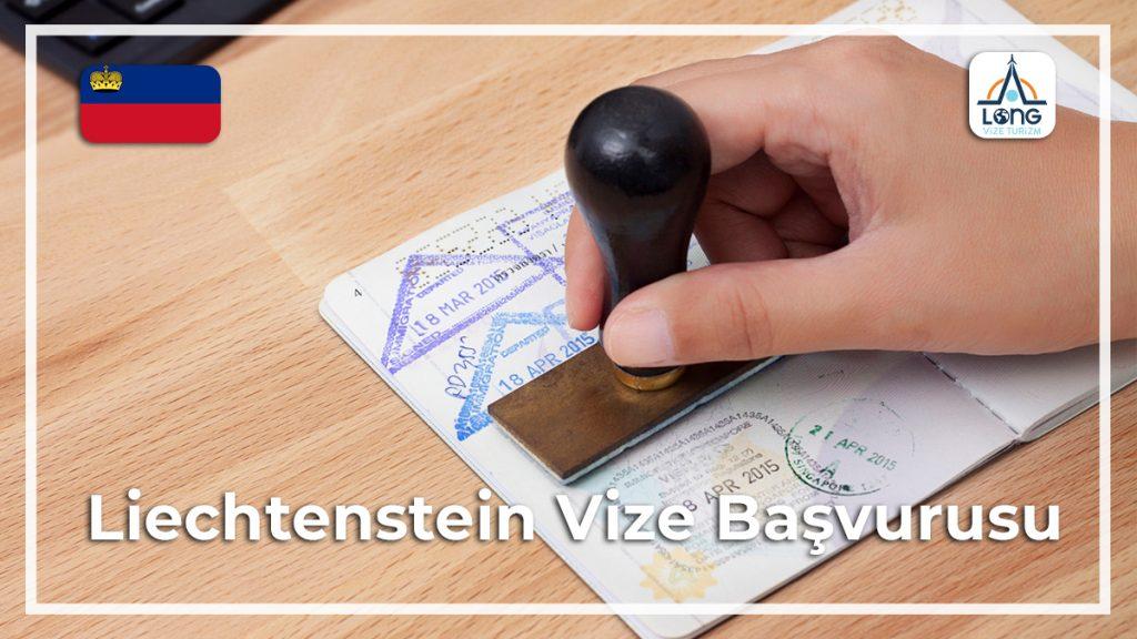Vize Başvurusu Liechtenstein
