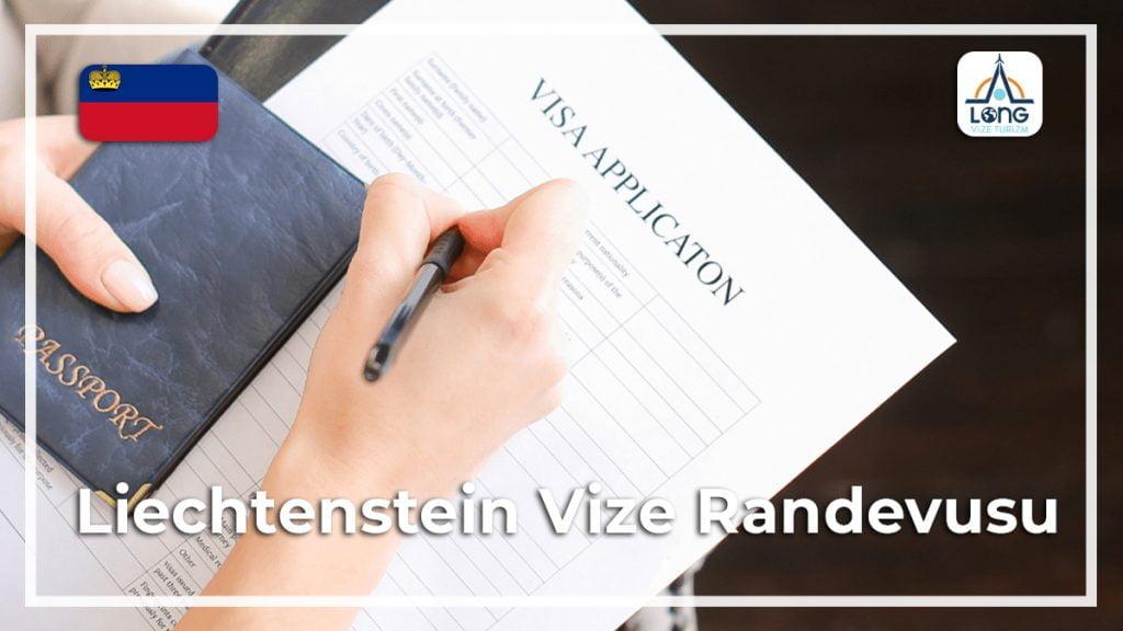 Vize Randevusu Liechtenstein