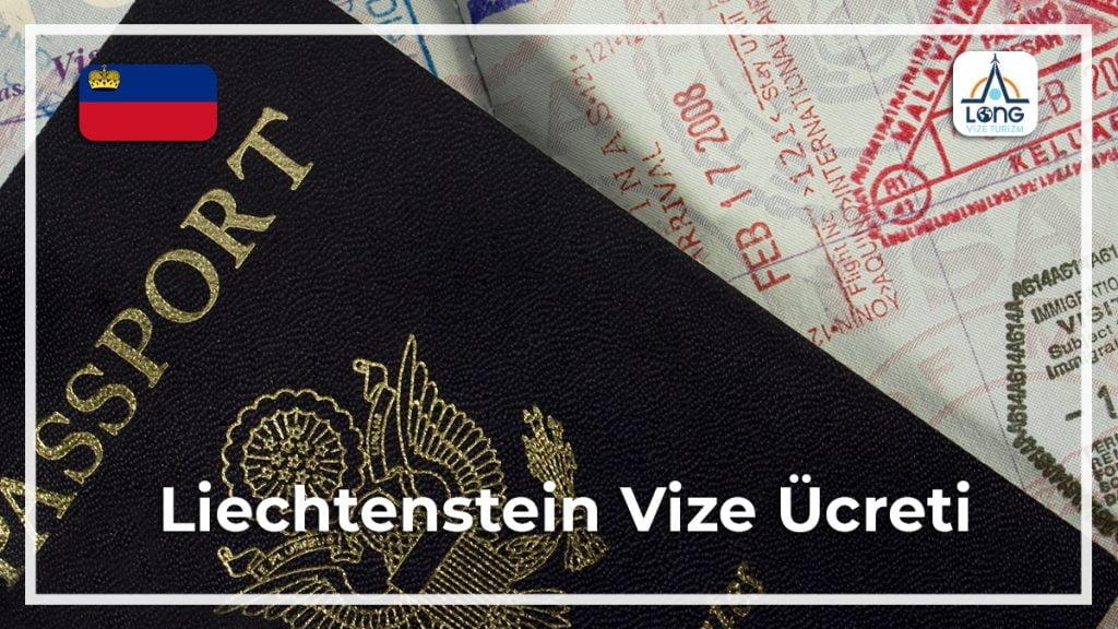 Vize Ücreti Liechtenstein