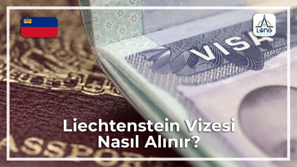 Vizesi Nasıl Alınır Liechtenstein