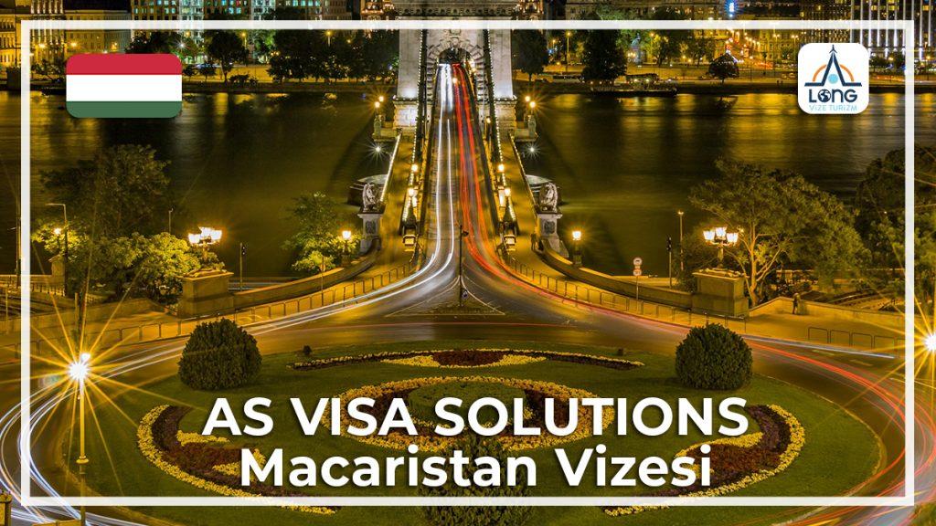 As Visa Solutions Vizesi Macaristan