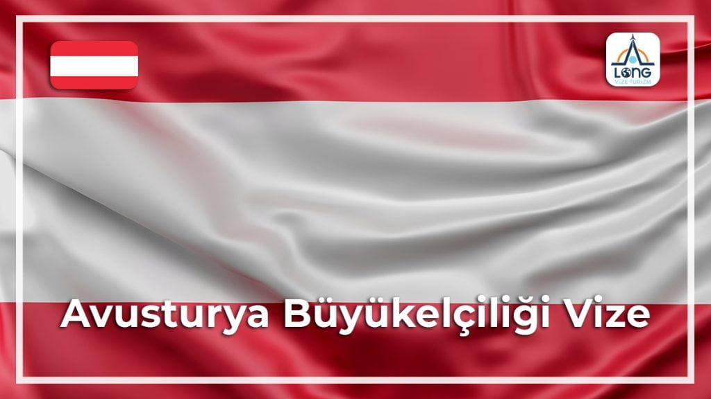 Büyükelçiliği Vize Avusturya