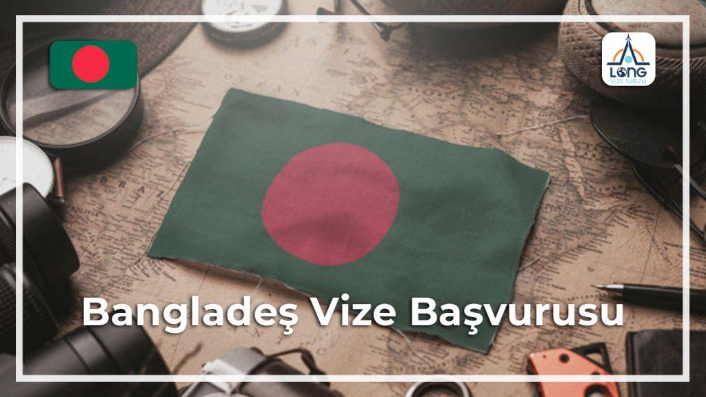 Başvurusu Vize Bangladeş