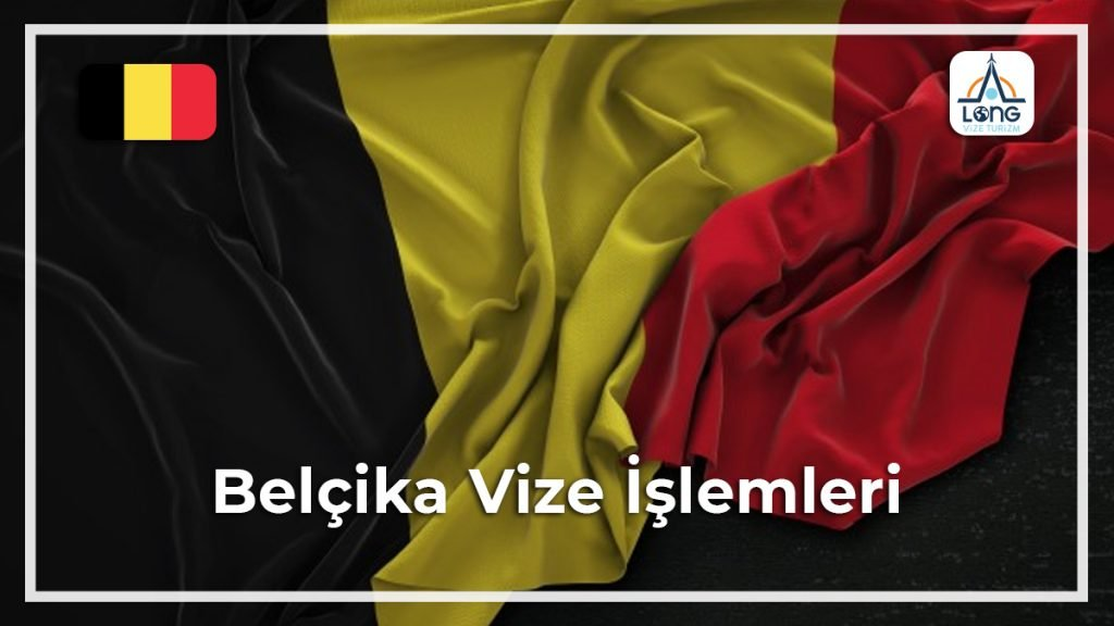İşlemleri Vize Belçika