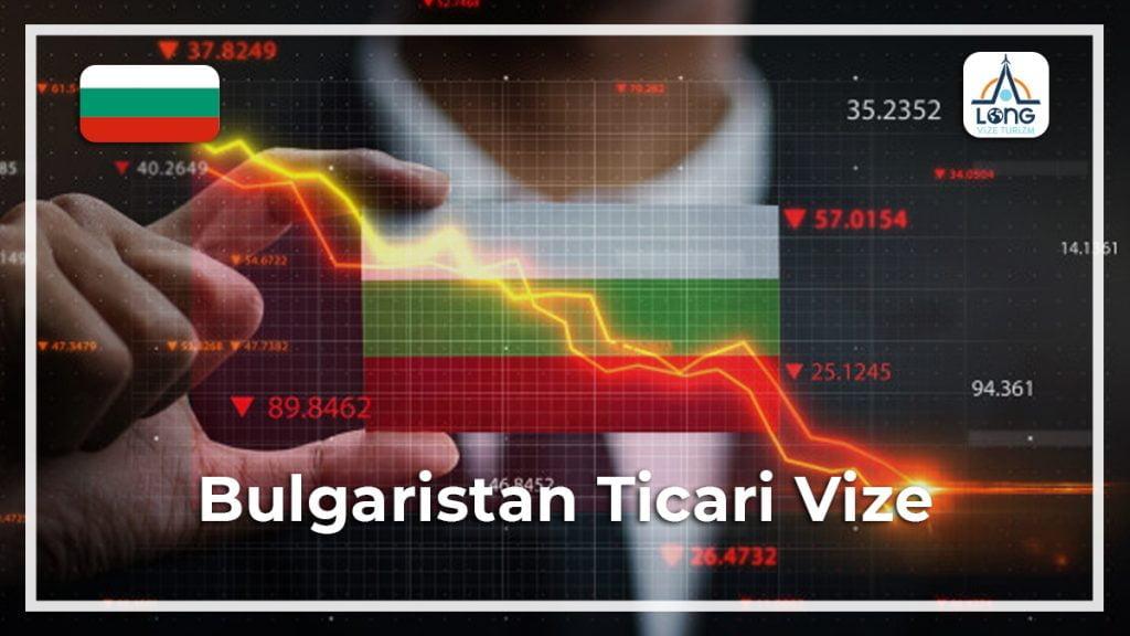 Vize Ticari Bulgaristan