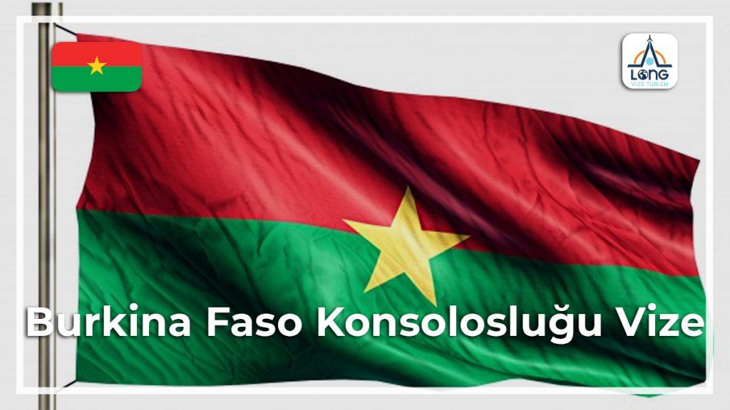 Konsolosluğu Vize Burkina Faso
