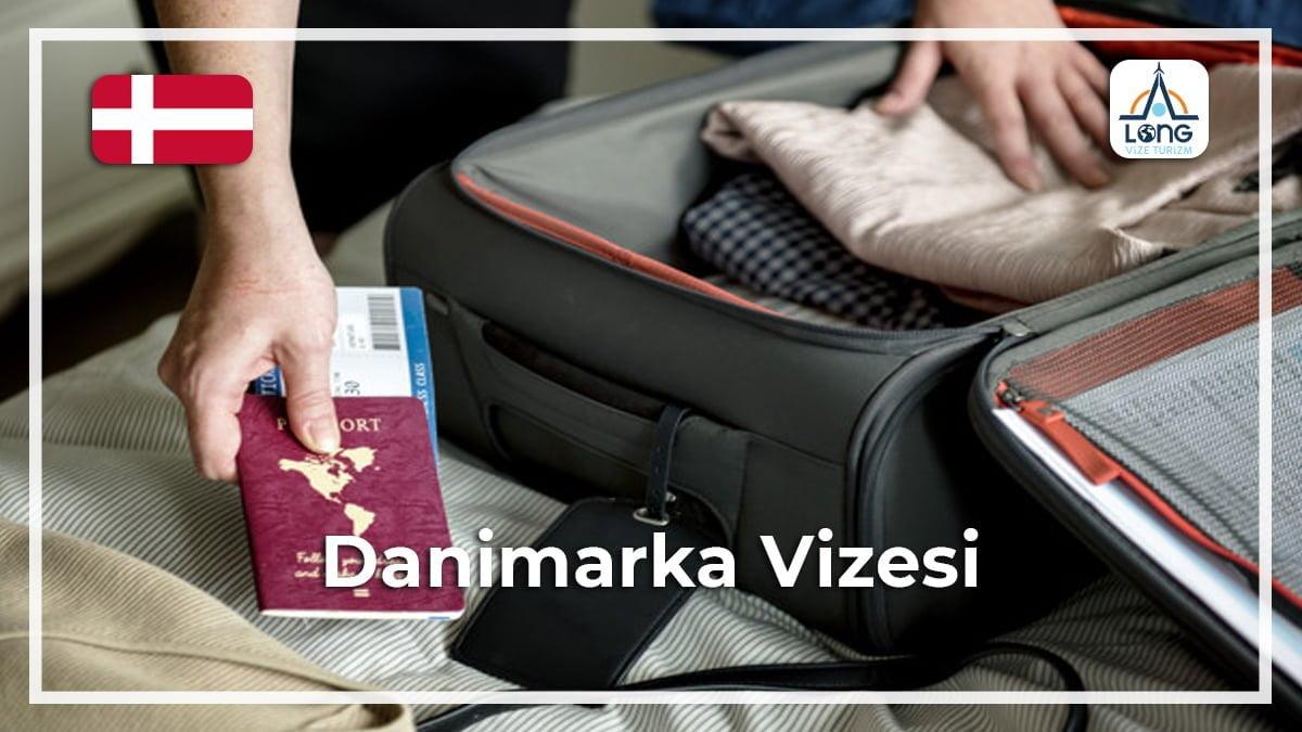 Danimarka Vize Başvuru Şartları