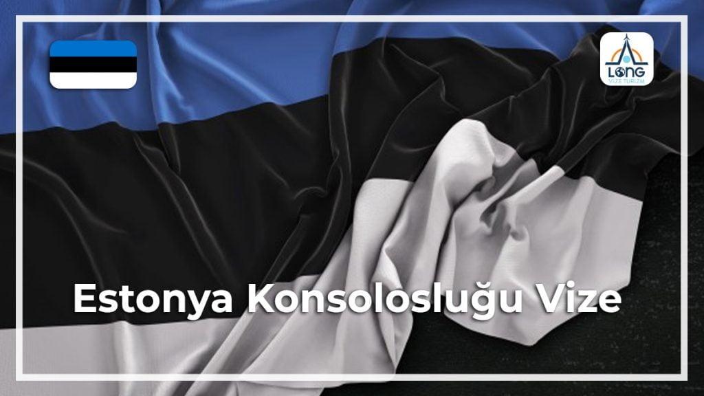 Konsolosluğu Vize Estonya