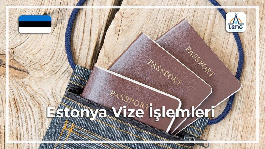 Vize İşlemleri Estonya