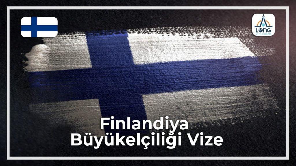 Büyükelçiliği Vize Finlandiya