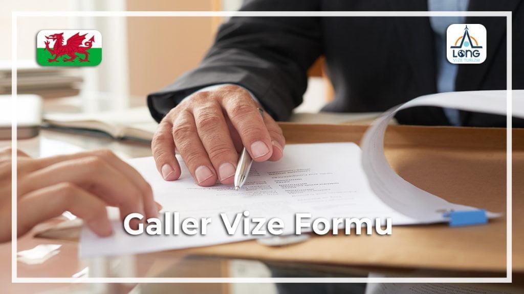 Vize Formu Galler