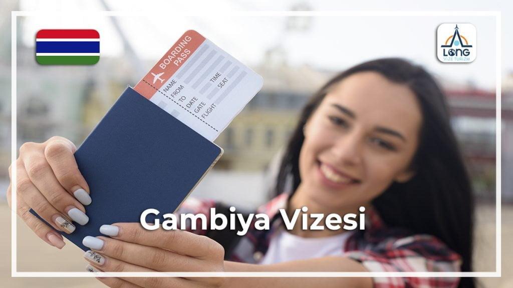 Vizesi Gambiya