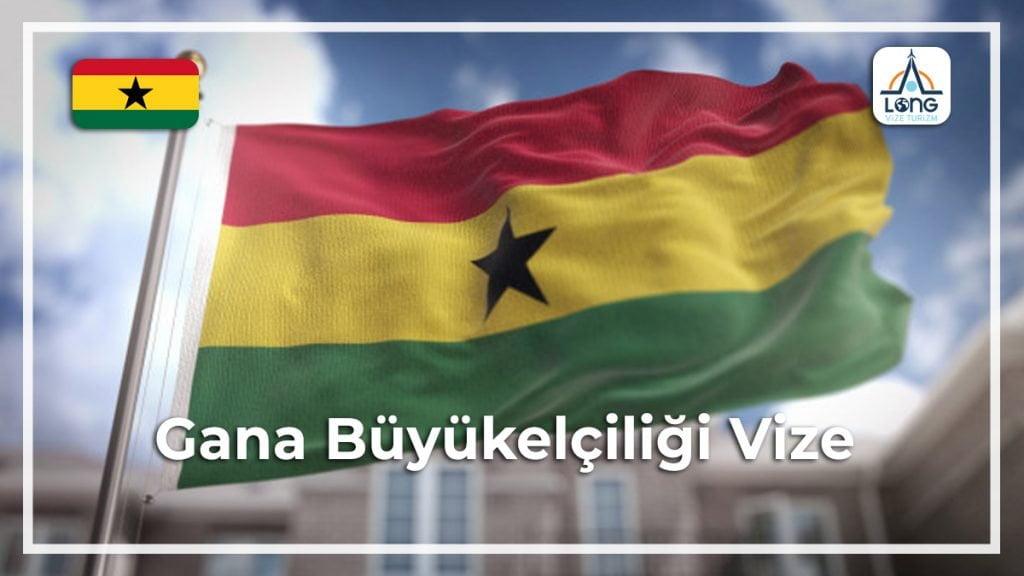 Büyükelçiliği Vize Gana