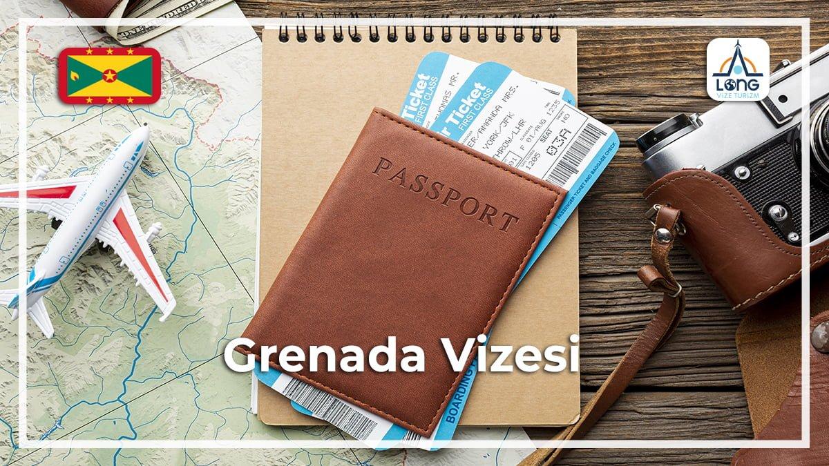 Grenada Vize Başvuru Şartları
