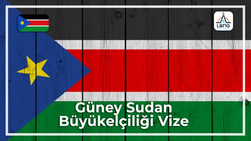 Büyükelçiliği Güney Sudan