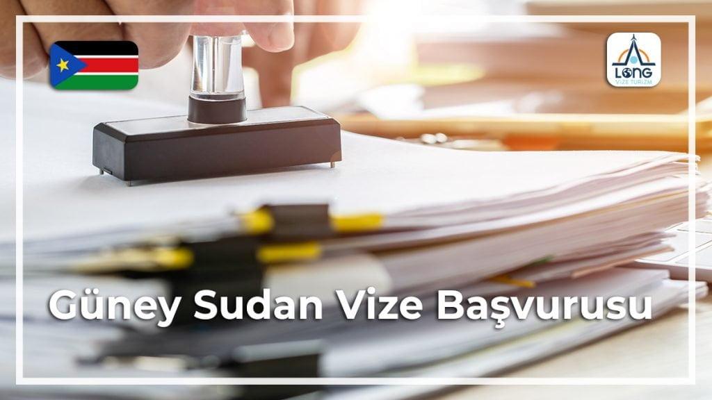 Vize Başvurusu Güney Sudan