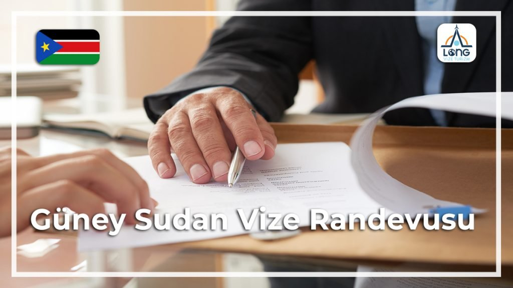 Vize Randevusu Güney Sudan
