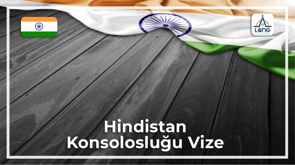 Konsolosluğu Vize Hindistan