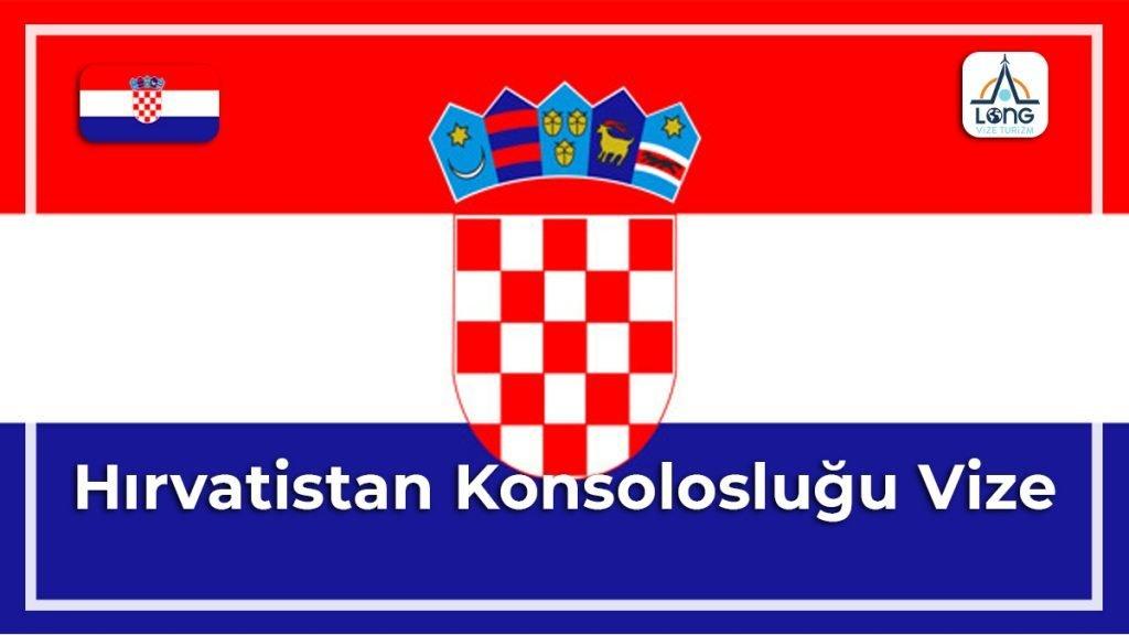 Konsolosluğu Vize Hırvatistan