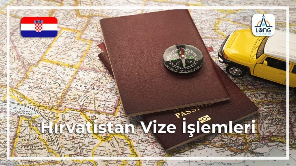 Vize İşlemleri Hırvatistan