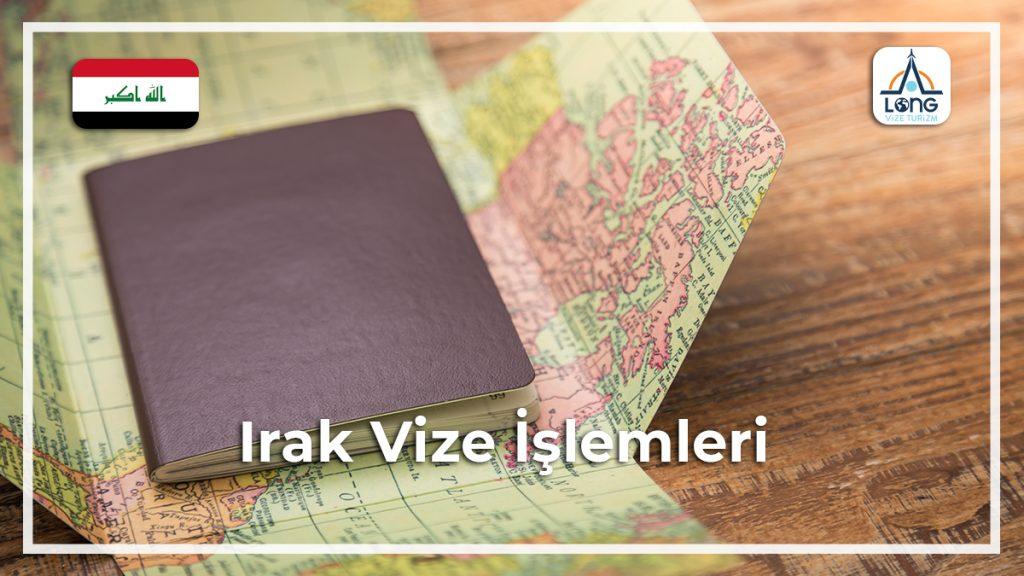 Vize İşlemleri Irak