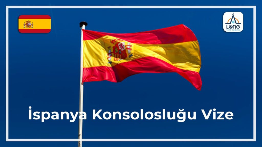 Konsolosluğu Vize İspanya
