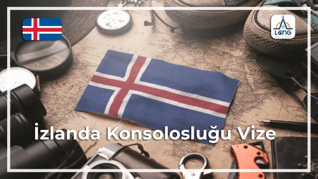 Konsolosluğu Vize İzlanda