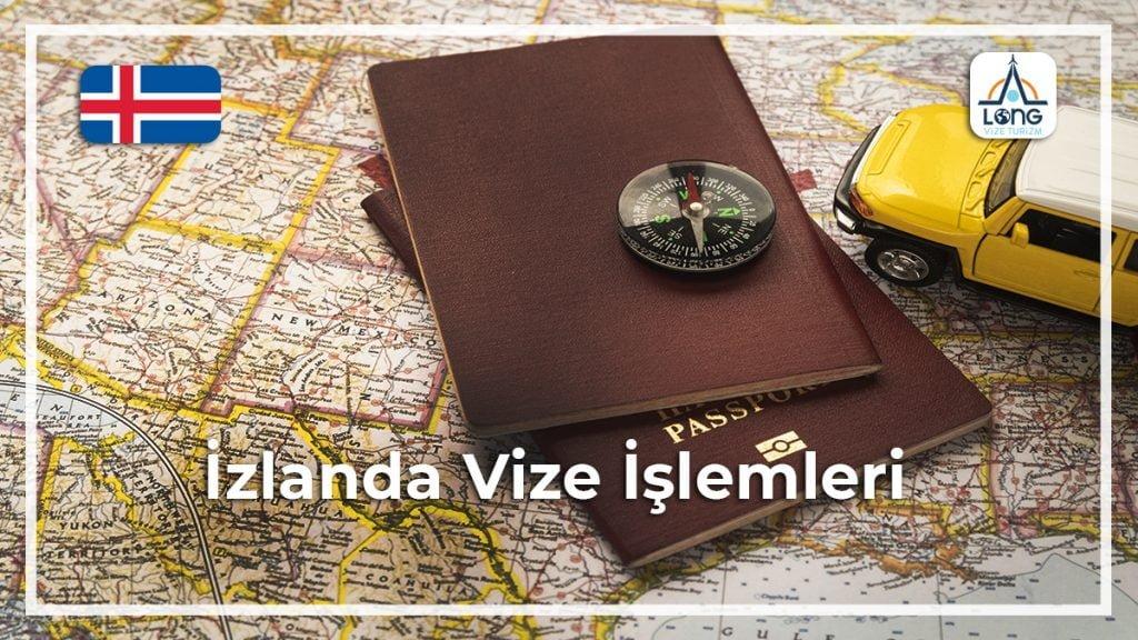 Vize İşlemleri İzlanda
