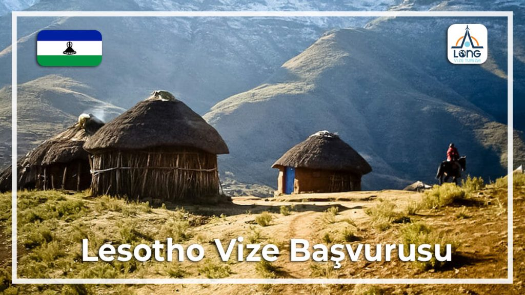 Vize Başvurusu Lesotho