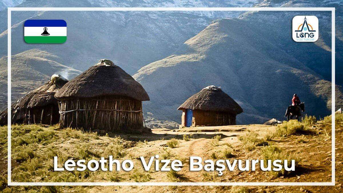 Lesotho Vize Başvurusu
