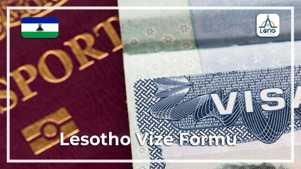 Vize Formu Lesotho