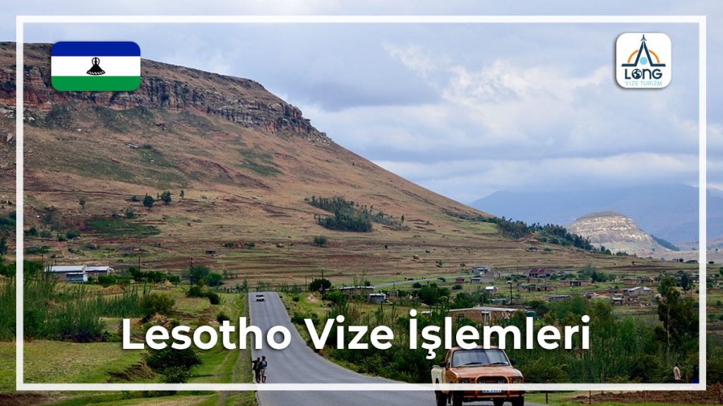 Vize İşlemleri Lesotho