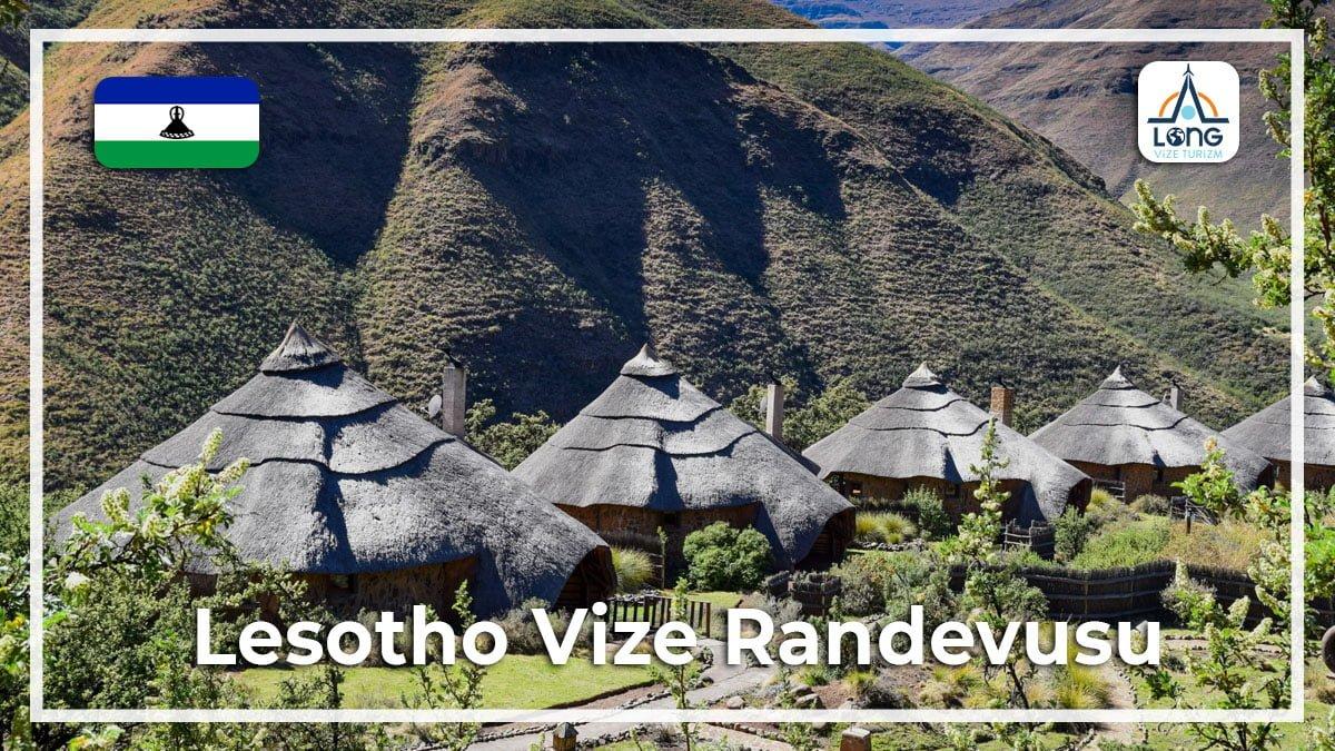 Lesotho Vize Randevusu