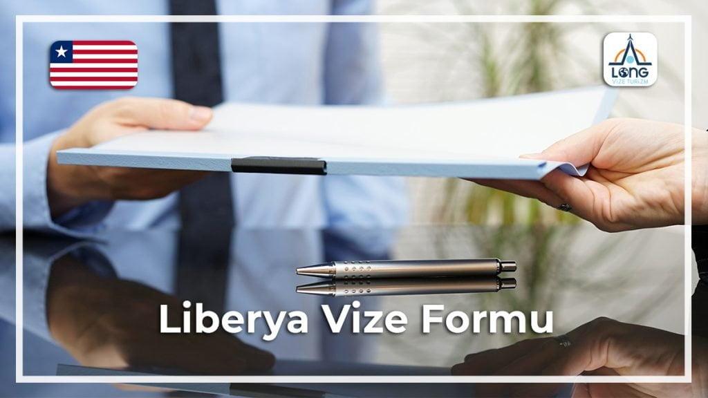 Vize Formu Liberya