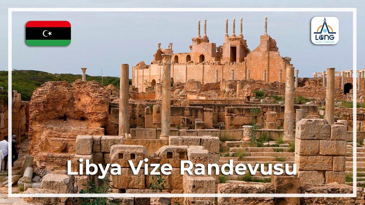 Libya Vize Randevusu