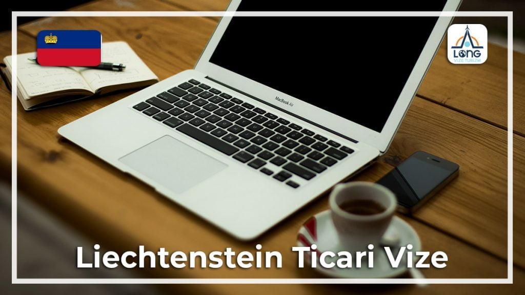 Ticari Vİze Liechtenstein