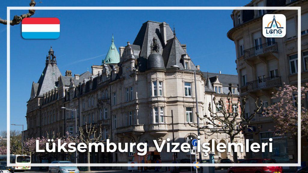 Vize İşlemleri Lüksemburg