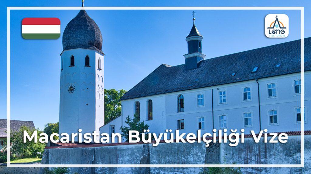 Büyükelçiliği Vize Macaristan