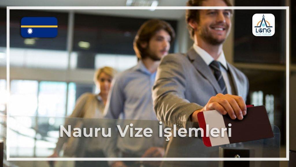 Vize İşlemleri Nauru