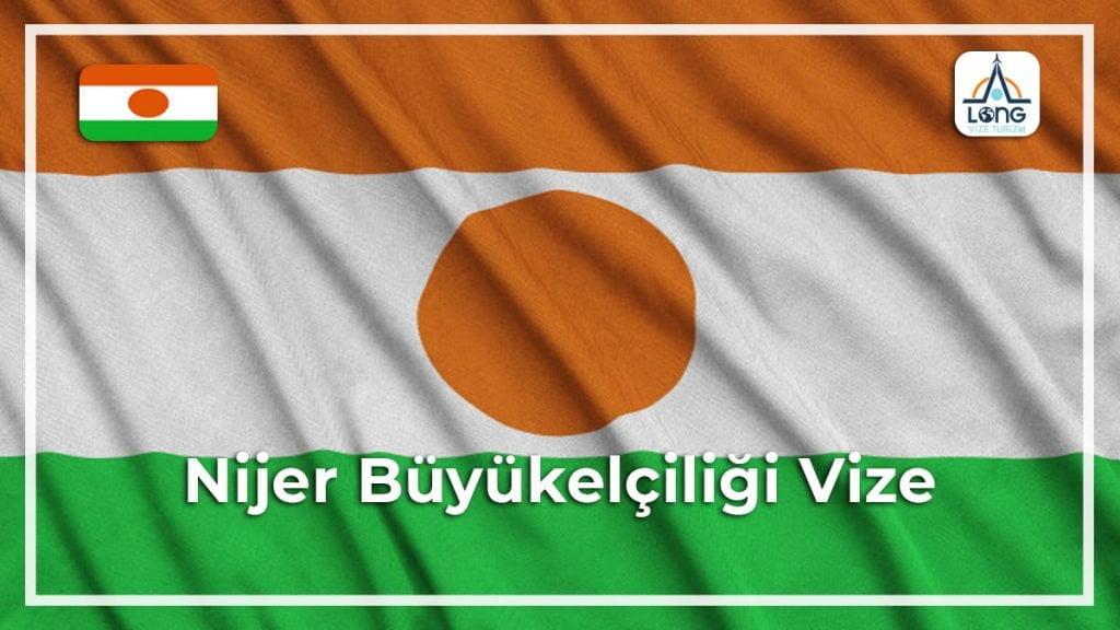 Büyükelçiliği Vize Nijer