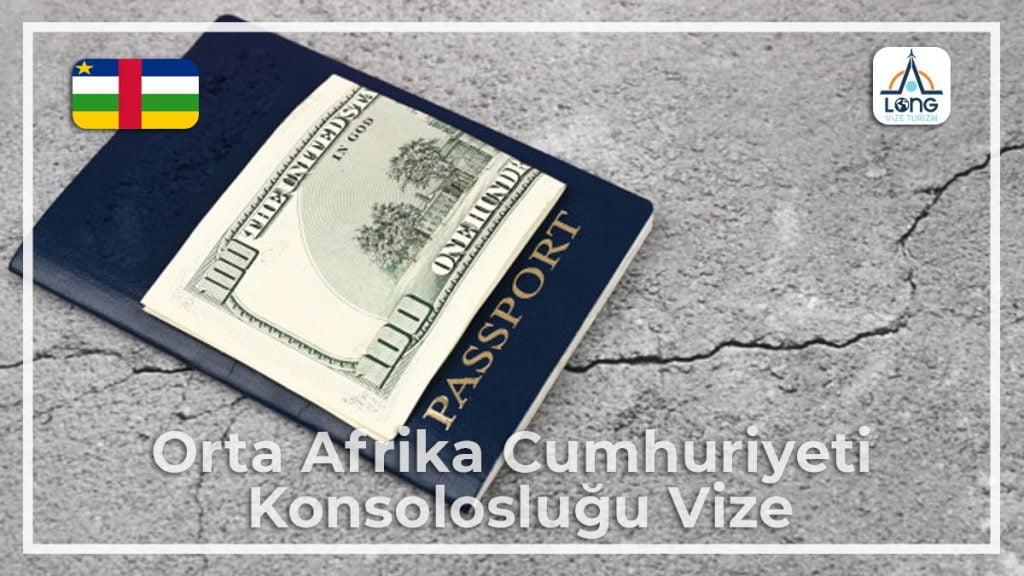 Konsolosluğu Vize Orta Afrika Cumhuriyeti