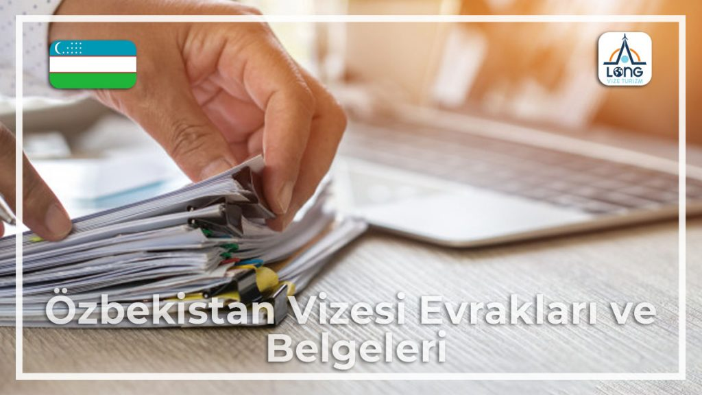 Vize Evrakları Ve Belgeleri Özbekistan